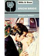 Snow Bride - HILTON, MARGERY