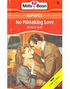 No Mistaking Love - Hart, Jessica