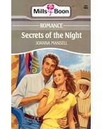Secrets of the Night - Mansell, Joanna