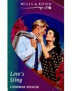 Love's Sting - Spencer, Catherine