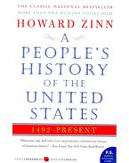 A People's History of the United States 1492-Present - ZINN, HOWARD