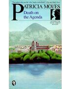 Death on the Agenda - Moyes, Patricia