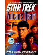 Vulcan's Heart - SHERMAN, JOSEPHA – SHWARTZ, SUSAN