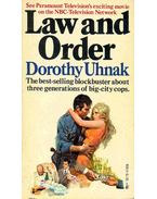 Law And Order - Dorothy Uhnak