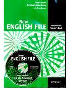New English File Intermediate Teacher's Book - OXENDEN, CLIVE – LATHAM-KOENIG, CHRISTINA