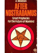 After Nostradamus - WOLDBEN, A.