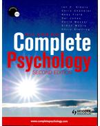 Complete Psychology - DAVEY, GRAHAM