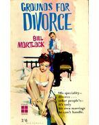 Grounds for Divorce - MORTLOCK, BILL