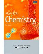AS/A -Level Chemistry - BEAVON, ROD