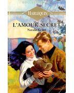L'amour secret - GRANT, NATALIE