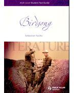 Sebastian Faulks: Birdsong - JAMES, DAVID