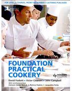 Foundation Practical Cookery - FOSKETT, DAVID – CESERANI, VICTOR – CAMPBELL, JOHN