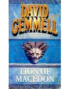 Lion of Macedon - GEMMEL, DAVID