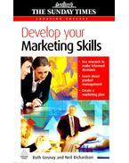 Develop Your Marketing Skills - GOSNAY, RUTH – RICHARDSON, NEIL