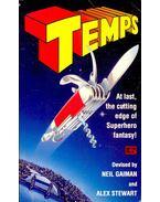 Temps vol 1 - GAIMAN, NEIL – STEWART, ALEX  (Devised)
