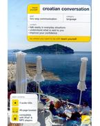 Croatian Conversation with 3 Cds and Booklet - DJURIC, IVANA – COX, MARINA RAJIC