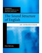 The Sound Structure of English – An Introduction - McCULLY, CHRIS