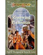 Riverwind the Plainsman - THOMPSON, PAUL B. - CARTER, TONYA R.