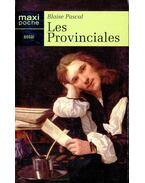 Les provinciales - Pascal, Blaise