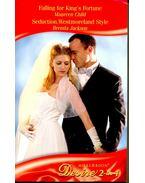 Falling for King's Fortune; Seduction, Westmoreland Style - CHILD, MAUREEN – JACKSON, BRENDA