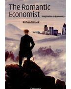 The Romantic Economist – Imagination in Economics - BRONK, RICHARD