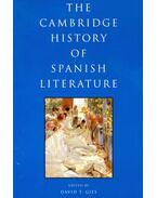 The Cambridge History of Spanish Literature - GIES, DAVID T.