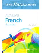 AS/A-Level French - JANETTA, JOE