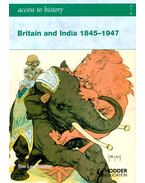 Britain and India 1845-1947 - LEADBEATER, TIM
