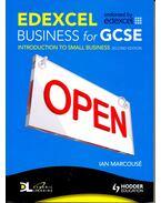 Edexcel Business for GCSE - MARCOUSÉ, IAN