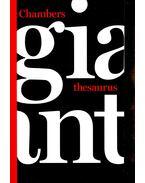 Chambers Giant Thesaurus - O'NEILL, MARY