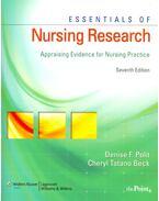 Essentials of Nursing Research - Appraising Evidence for Nursing Practice - POLIT, DENISE F. - BECK, CHERYL TATANO