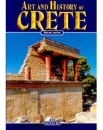 Art and History of Crete - IOZZO, MARIO