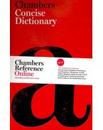 Chambers Concise Dictionary - Editors of Chambers