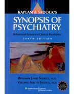 Kaplan & Sadock's Synopsis of Psychiatry - Behavioral Sciences and Clinical Psychiatry - SADOCK, VIRGINIA ALCOTT - SADOCK, BENJAMIN JAMES