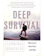 Deep Survival - GONZALES, LAURENCE