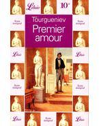 Premier amour - TOURGUENIEV