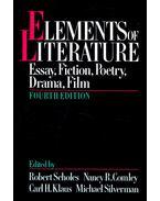 Elements of Literature - SCHOLES - COMLEY - KLAUS - SILVERMAN