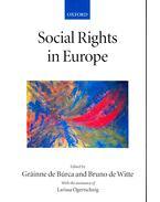 Social Rights in Europe - BÚRCA, GRÁINNE de - WITTE, BRUNO de