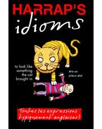 Harrap's Idioms - PILLARD, GEORGES