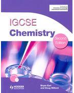 IGCSE Chemistry /Second edition - EARL, BRYAN - DOUG WILFORD