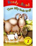 Three Billy Goats Gruff - PAGE, NICK & CLAIR