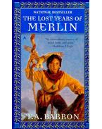 The Lost Years of Merlin - BARRON, T, A,