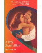 A Very Secret Affair - Lee, Miranda