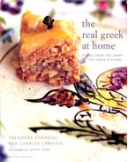 The Real Greek at Home /Dishes from the Heart of the Greek Kitchen - KYRIAKOU, THEODORE - CAMPION, CHARLES