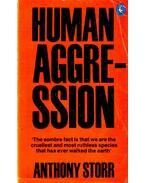 Human Agression - STORR, ANHONY