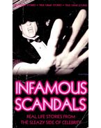 Infamous Scandals - WILLIAMS, ANNE - HEAD, VIVIAN