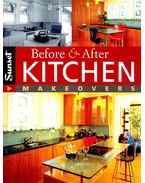 Before & After Kitchen Makeovers - BARNES, CHRISTINE E,