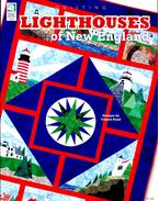 Lighthouses of New England (Quilting) - RAND, CONNIE