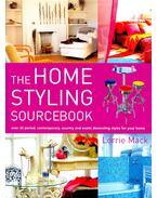 Home Styling Sourcebook - Mack, Lorrie