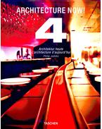 Architecture Now! 4 - Jodidio, Philip